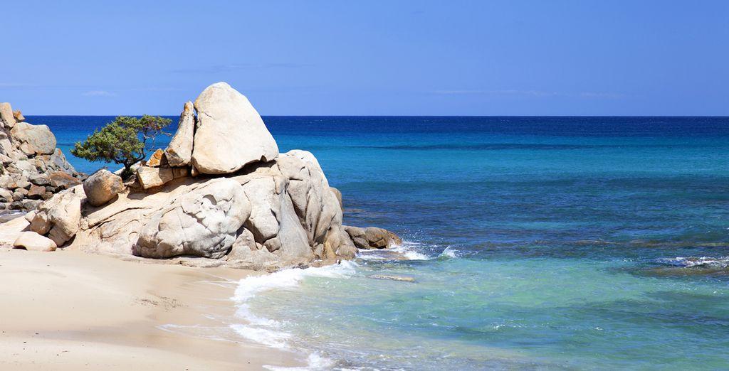 Con le spiagge più belle d'Italia