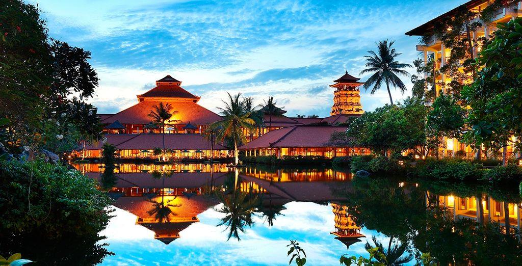 L'Ayodya Resort è un luogo di eccellenza e di eleganza