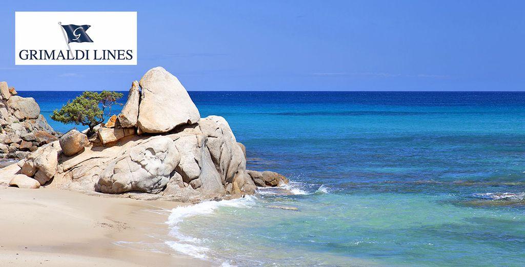 Trascorrete una splendida vacanza in Sardegna