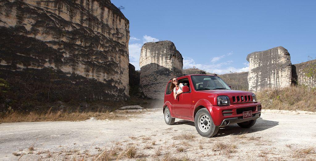 Prima di vivere uno splendido tour di 7 notti in Jeep Safari