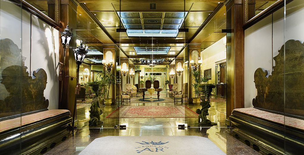 benvenuti all'Abano Ritz Spa & Wellfeeling Resort
