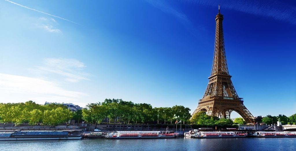 Benvenuti a Parigi