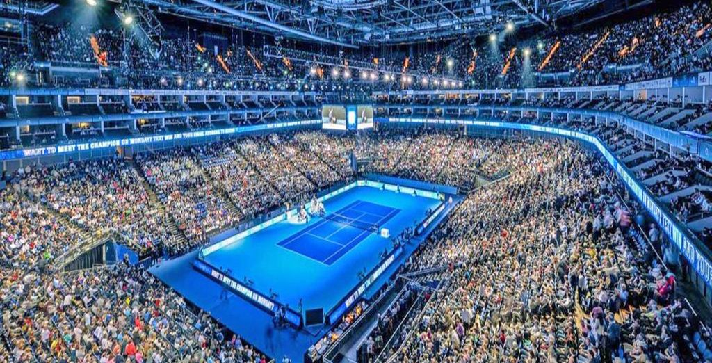 ATP World Tour Finals vi aspettano a Londra