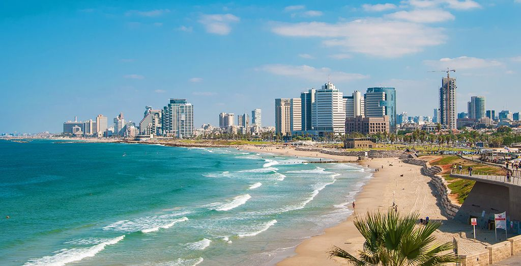 Concedetevi un viaggio unico alla scoperta di Tel Aviv e della sua vivacità