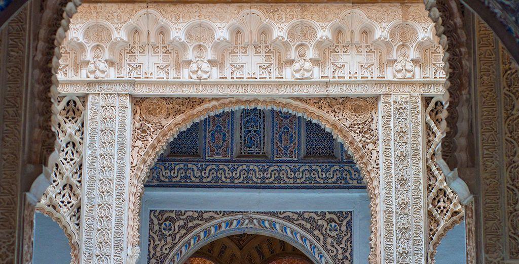 e della sua meravigliosa architettura moresca