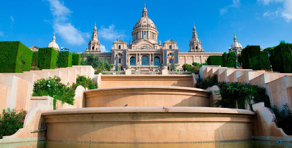 Scoprite l'affascinante Barcellona e le sue principali attrazioni