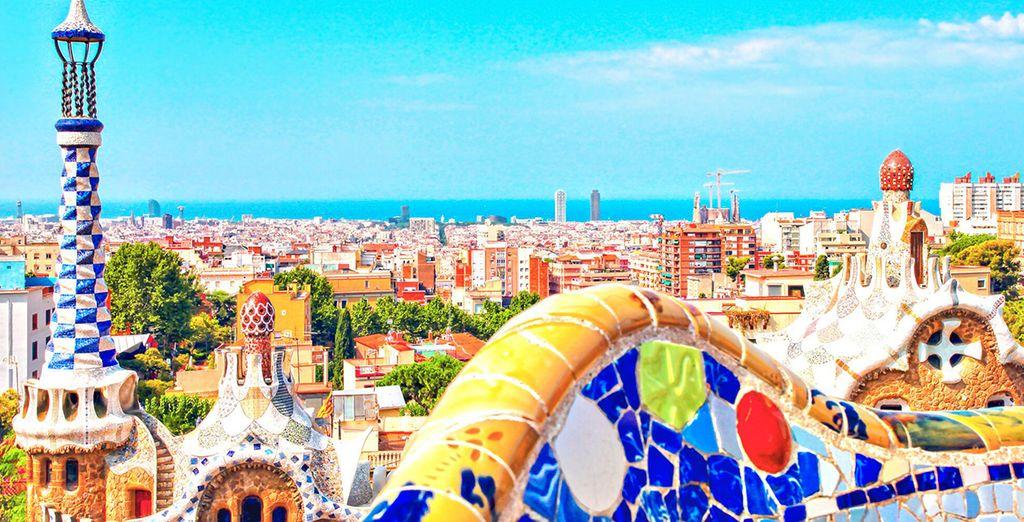 Partite per un soggiorno a 4*S nel cuore di Barcellona