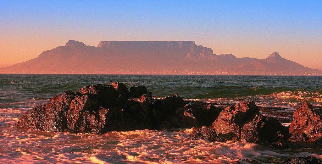 Il Sudafrica è una terra magica, lasciatevi incantare.