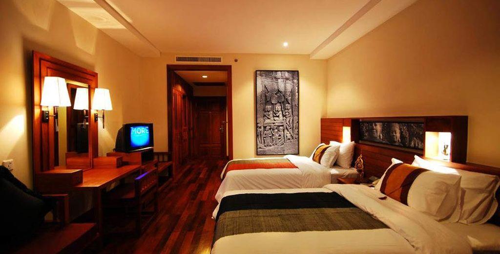 L'Angkor Miracle Resort a Siem Reap