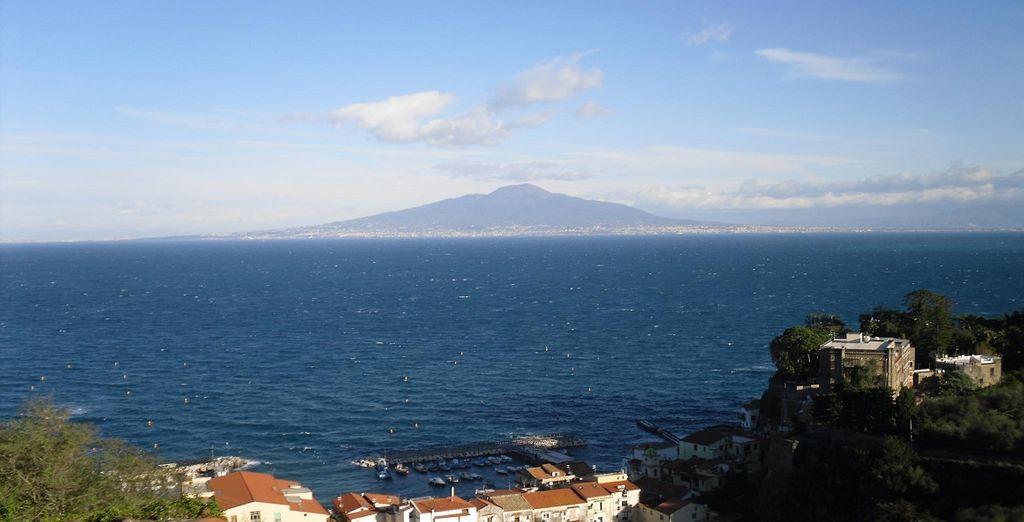 in uno dei luoghi più incantevoli d'Italia