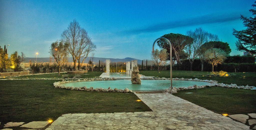 Lasciatevi conquistare dal fascino dell'hotel Salus Terme 4*