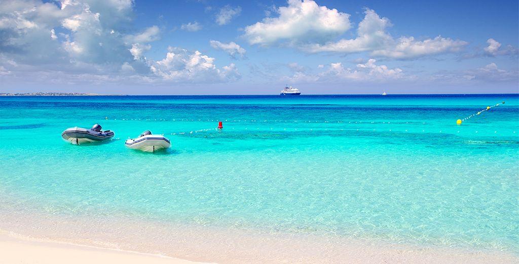 Godetevi il vostro soggiorno in questo paradiso del Mediterraneo