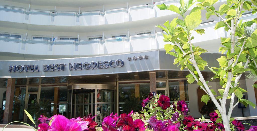 L'hotel Best Complejo Negresco 4* vi attende