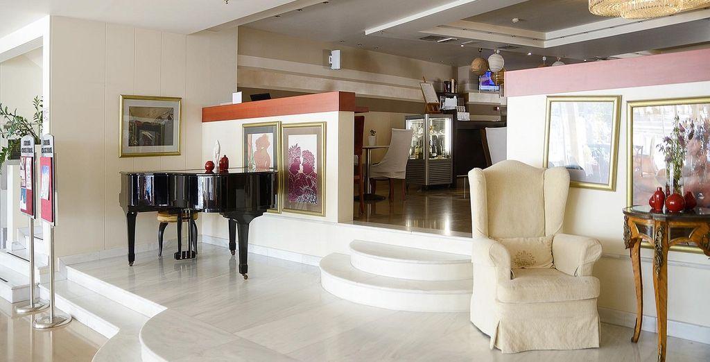 L'hotel Capsis Astoria 4* vi accoglierà a Creta
