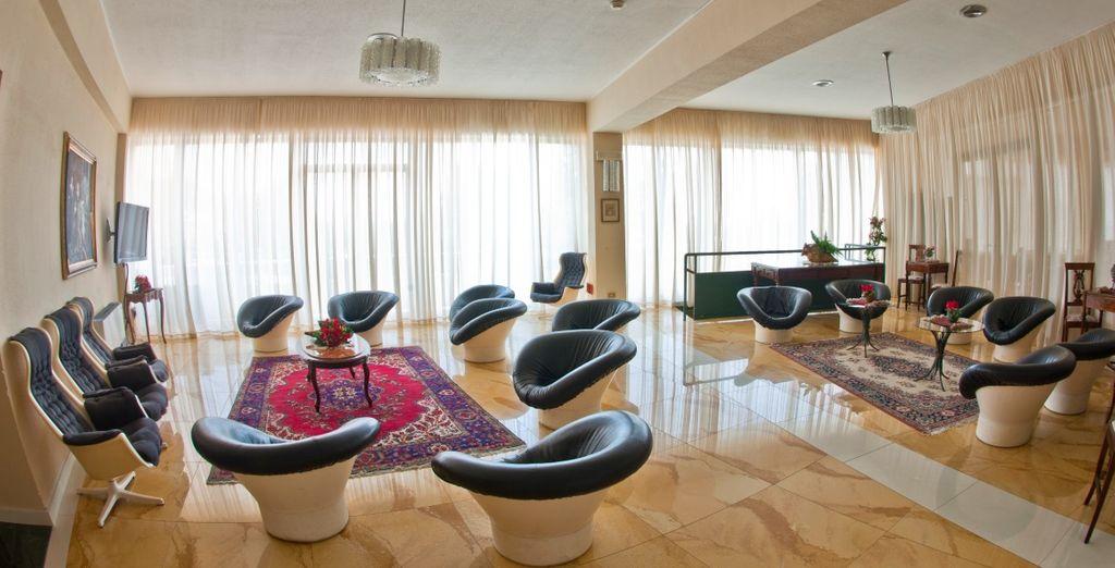 per un soggiorno all'insegna del relax