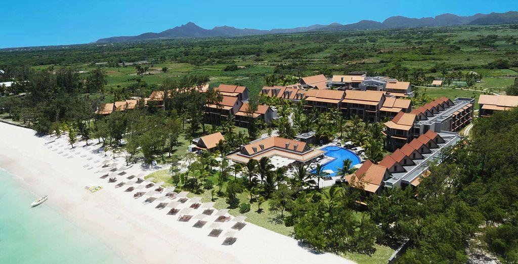 Abbiamo selezionato per voi un moderno resort direttamente sulla bellissima spiaggia di Palmar