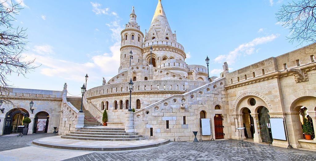 Visitate il Castello di Buda