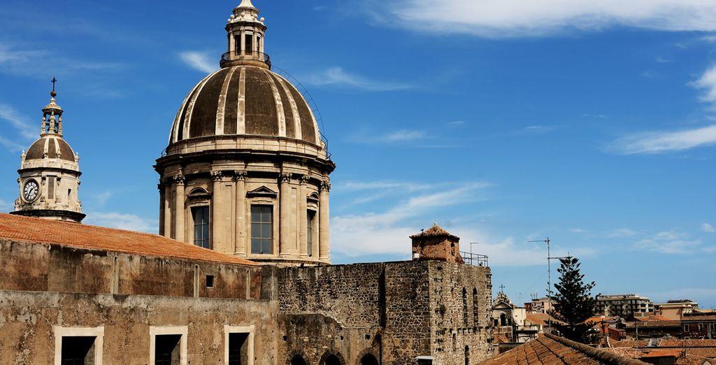 Partendo dalla meravigliosa Catania