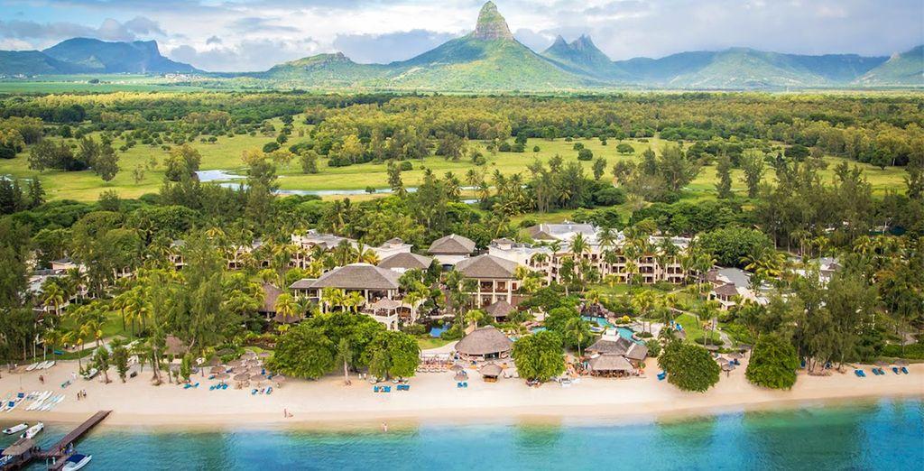 L'Hotel Hilton Mauritius Resort & Spa 5* è pronto ad accogliervi