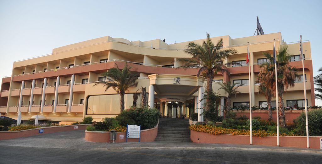 dove vi attende il Labranda Riviera Premium Resort & SPA 4*, un moderno 4*
