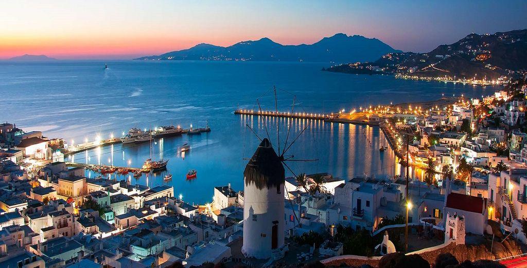 Capodanno a Santorini