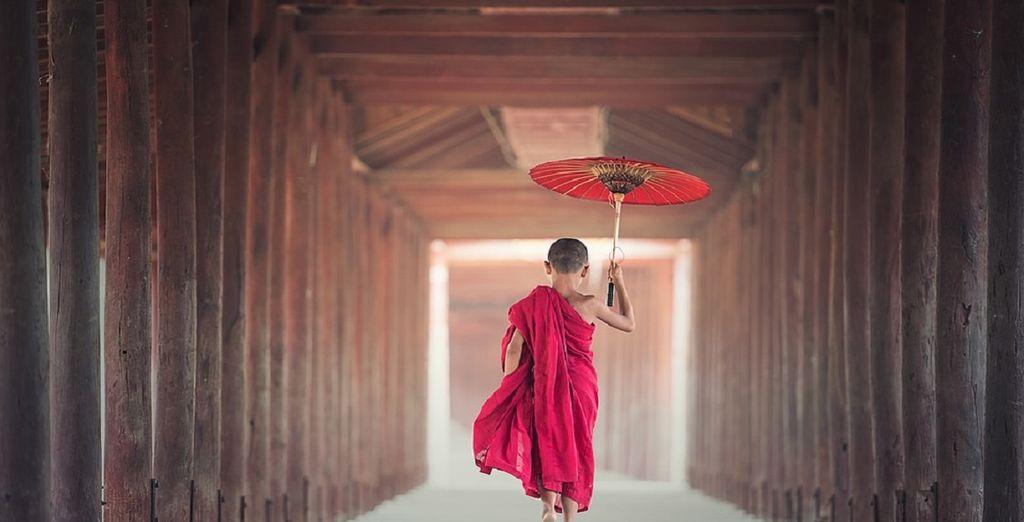 L'affascinante Myanmar vi attende
