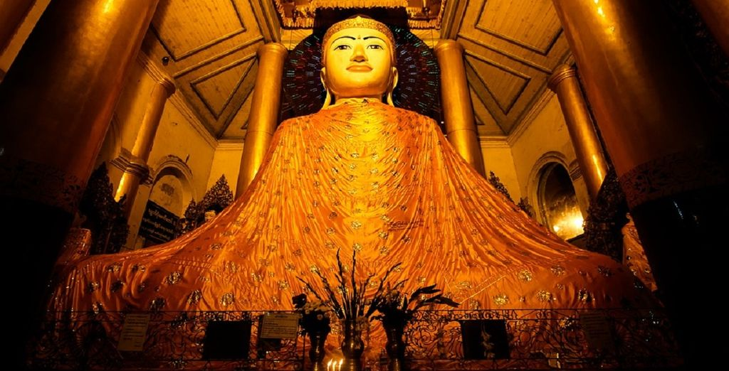 tra buddha dorati