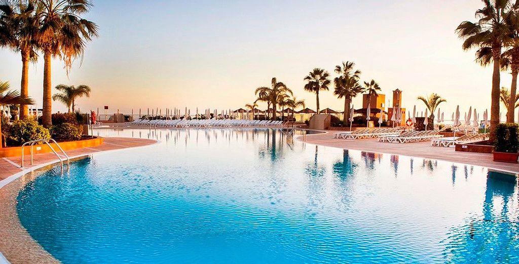 un resort 4* dedicato a grandi e piccini