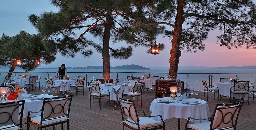Lasciatevi deliziare dai piatti della tradizione greca