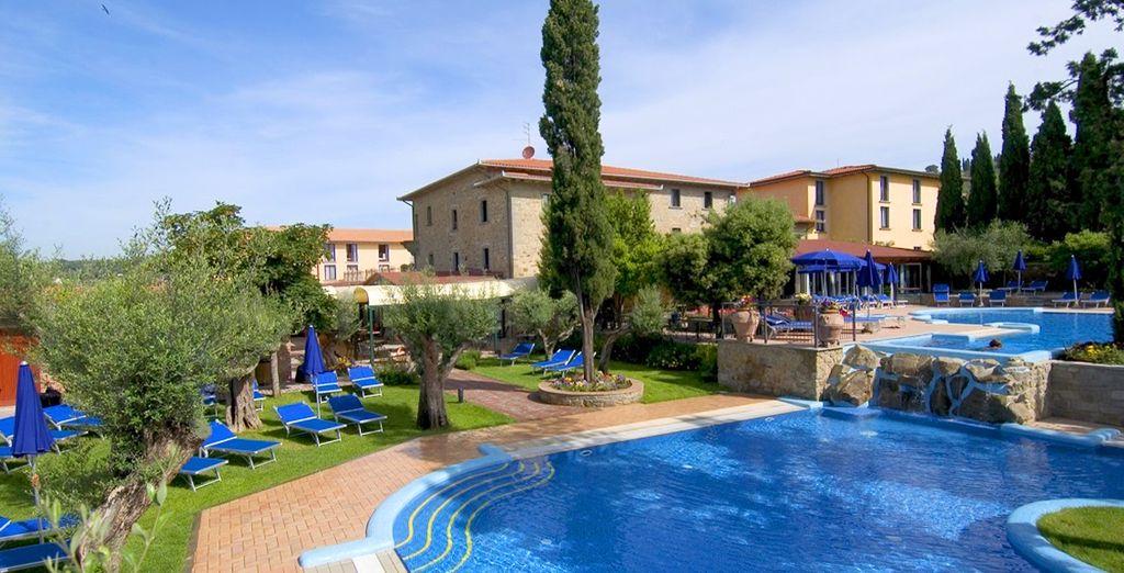 Villa Paradiso Village 4* vi attende