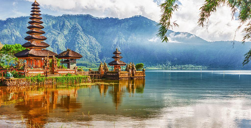 Visiterete poi Bali, una delle isole più belle al mondo