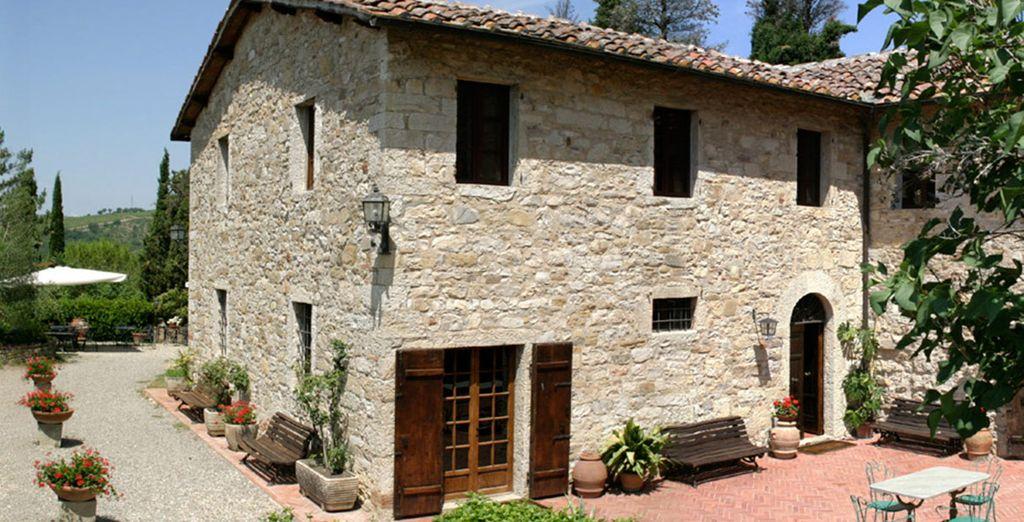 Ideale per scoprire le bellezze della Toscana
