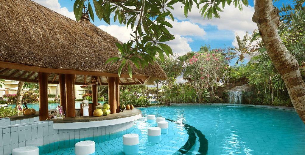 Scegliete il benessere e il relax del Grand Mirage Resort 4*
