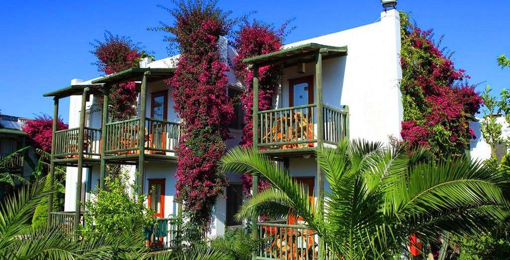 Parkim Ayaz Hotel 4* vi aspetta per una vacanza unica