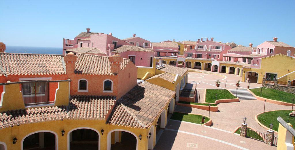 Venite a scoprire un residence moderno