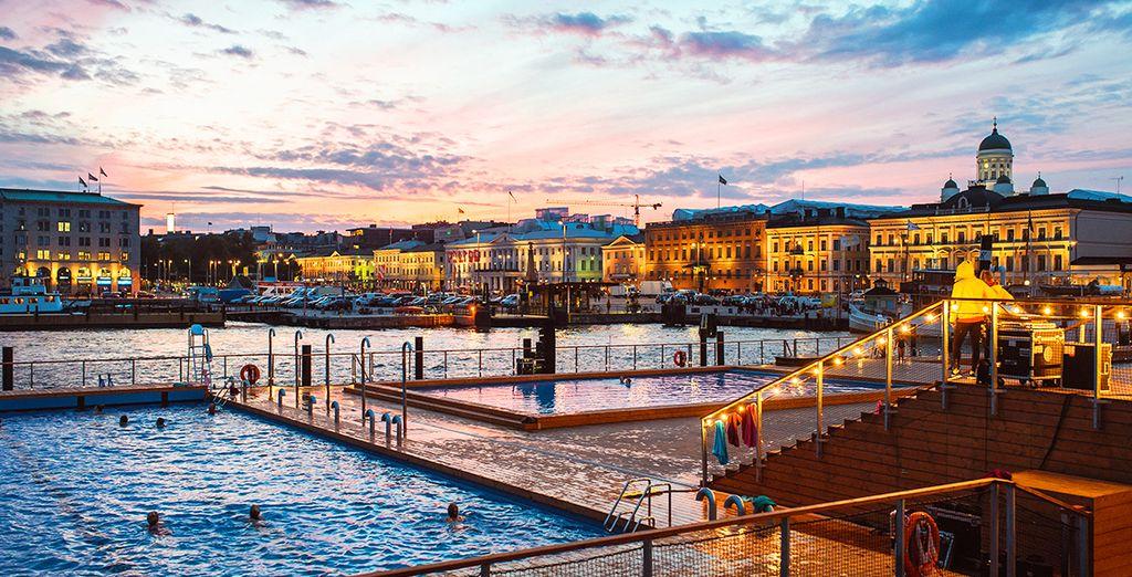 Helsinki, scoprite la capitale della Finlandia