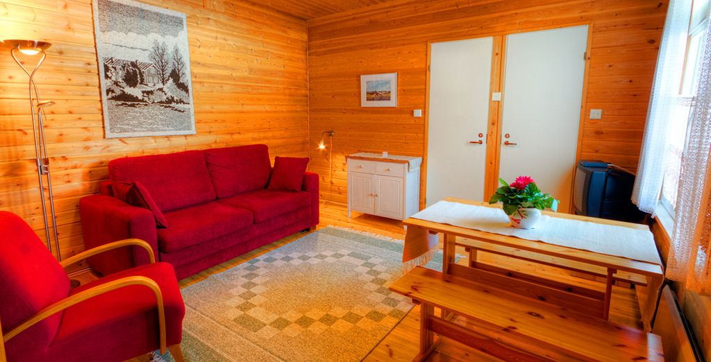 è dotato di camere accoglienti che vi assicurano un piacevole relax