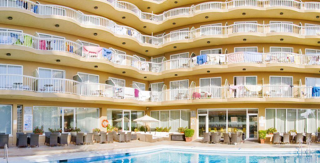 Benvenuti all'Hotel Volga