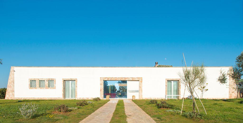 Situato nel suggestivo Salento, la struttura è un'oasi di pace - Core Resort Gallipoli
