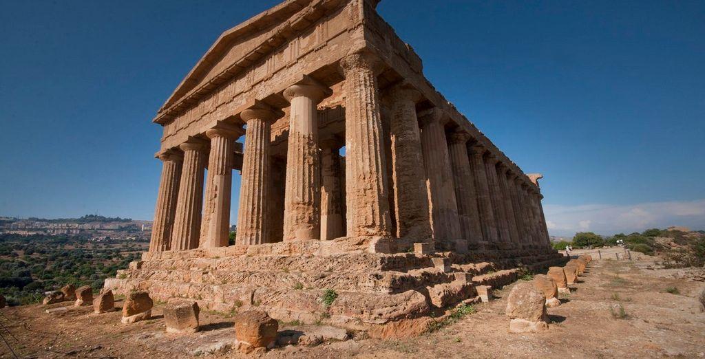 Ricordatevi di visitare Agrigento e la bellissima Valle dei Templi