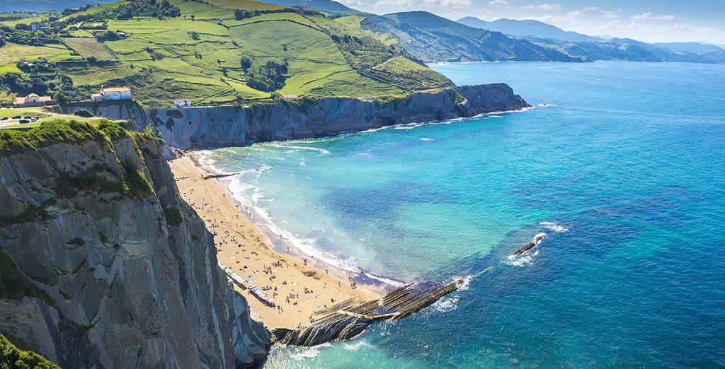 Partite alla volta dei Paesi Baschi con il vostro Fly & Drive