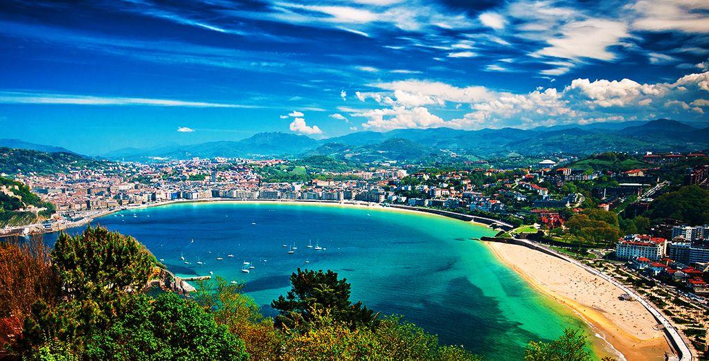 Godetevi un viaggio spettacolare alla scoperta dei Paesi Baschi