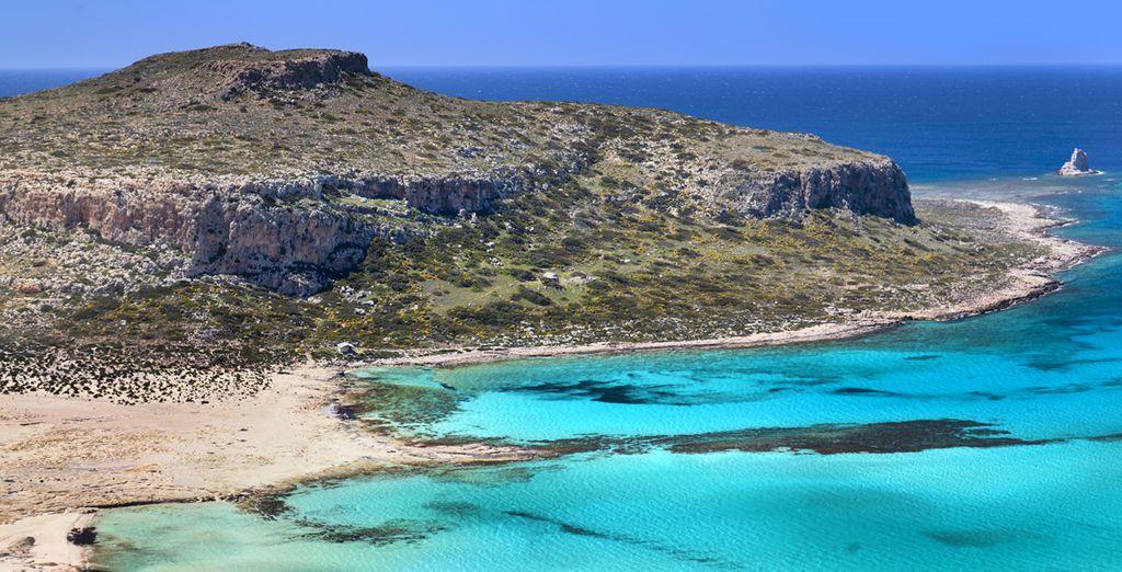 Benvenuti nella magnifica isola di Creta