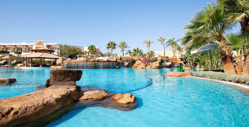 Benvenuti nel vostro resort a Sharm
