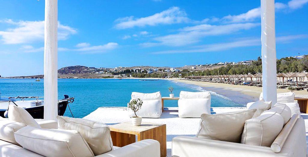 Partite per un indimenticabile soggiorno a Mykonos
