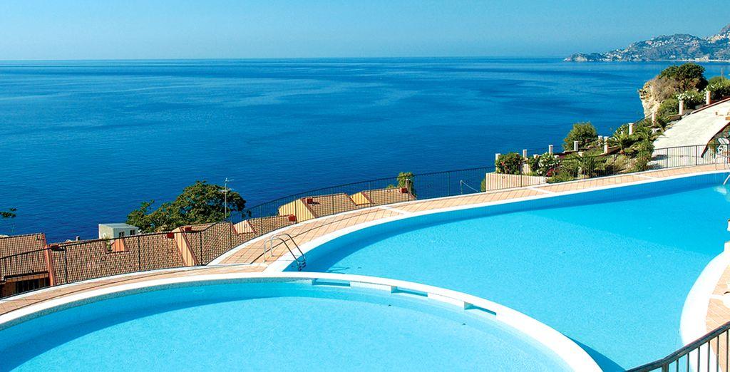 Partite per un soggiorno 4* a Taormina