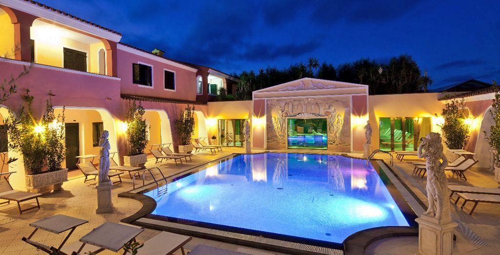 La location perfetta per la vostra vacanza in totale relax