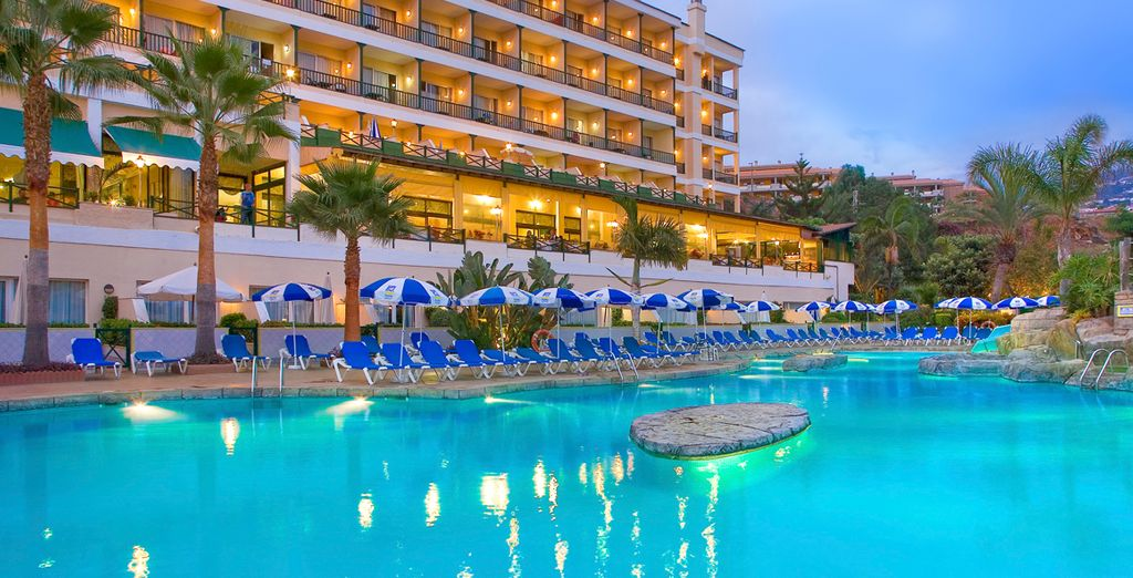 Recensioni - Diverhotel Tenerife Spa & Garden 4* - Voyage Privé