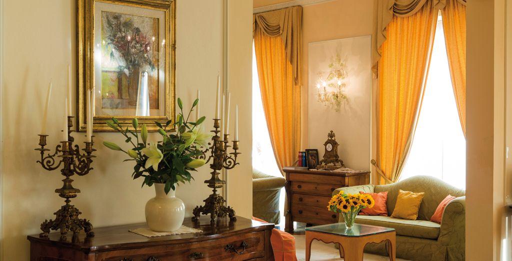 Il Plaza e de Russie è una meta obbligata per chi vuole visitare Viareggio