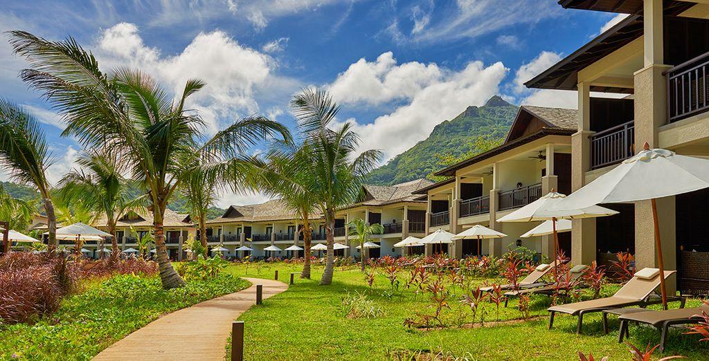 The h resort beau vallon beach seychelles 5 voyage priv for Gros morne cabine del parco nazionale